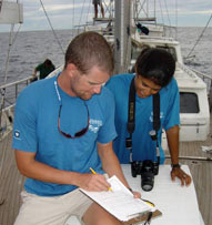 Internships with Ocean Alliance