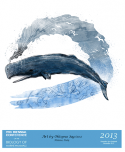 2013 Marine Mammal Conference Poster