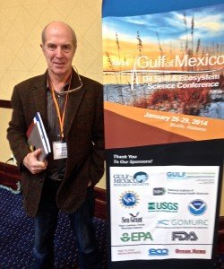 Iain Kerr at Gulf Oil Spill Conference