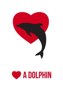 Dolphin Valentine