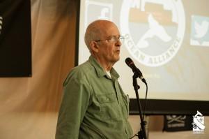 Roger Payne Speaking at Sea Shepherd Summit