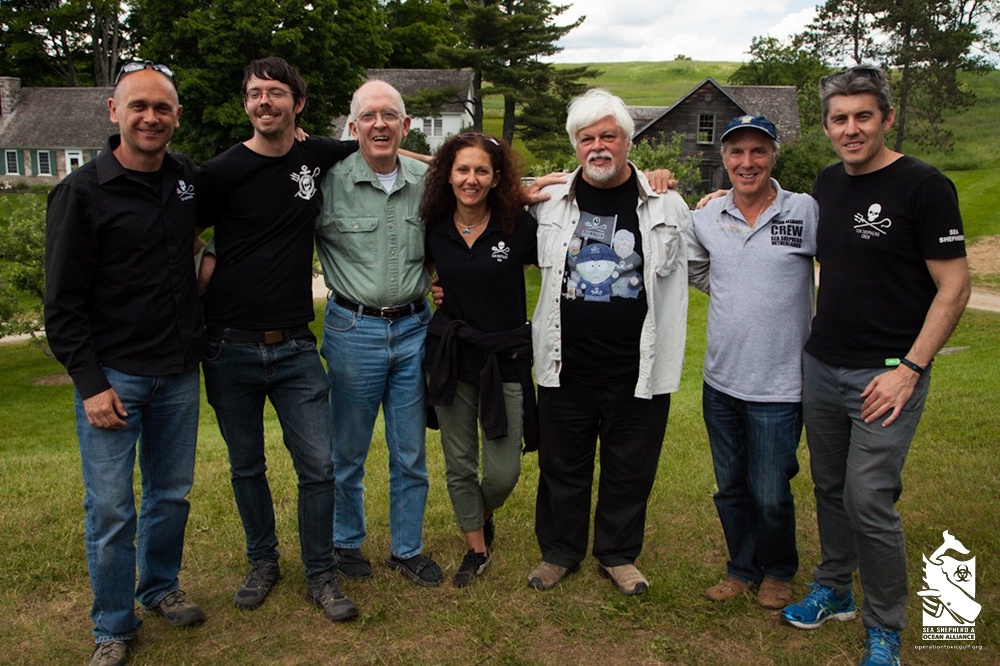 Sea Shepherd Summit