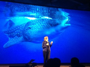 Sylvia Earle at Parley for the Oceans