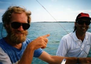 Bob Wallace and Iain Kerr