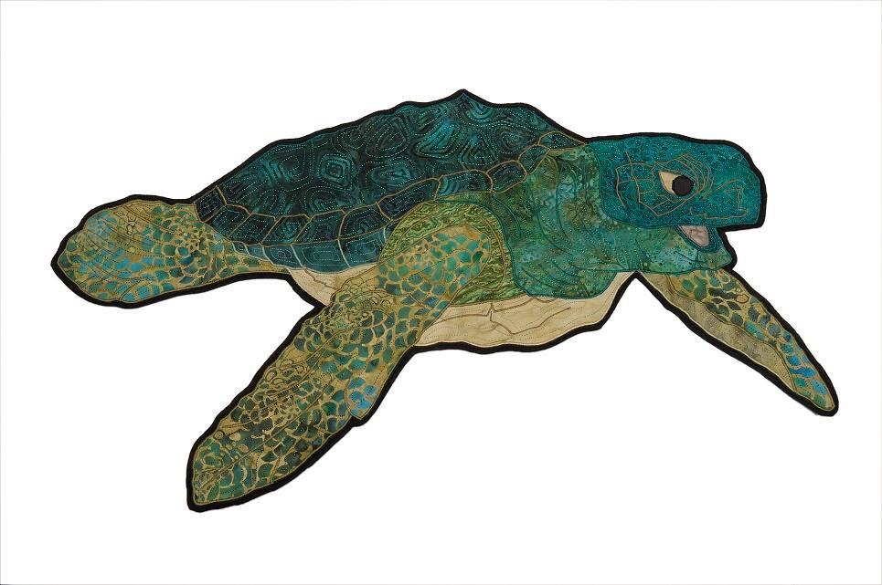 Sea Turtle - Suzanne Connor